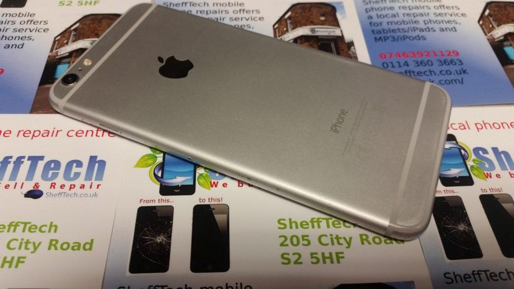 Refurbishing an iPhone 6 full screen and housing